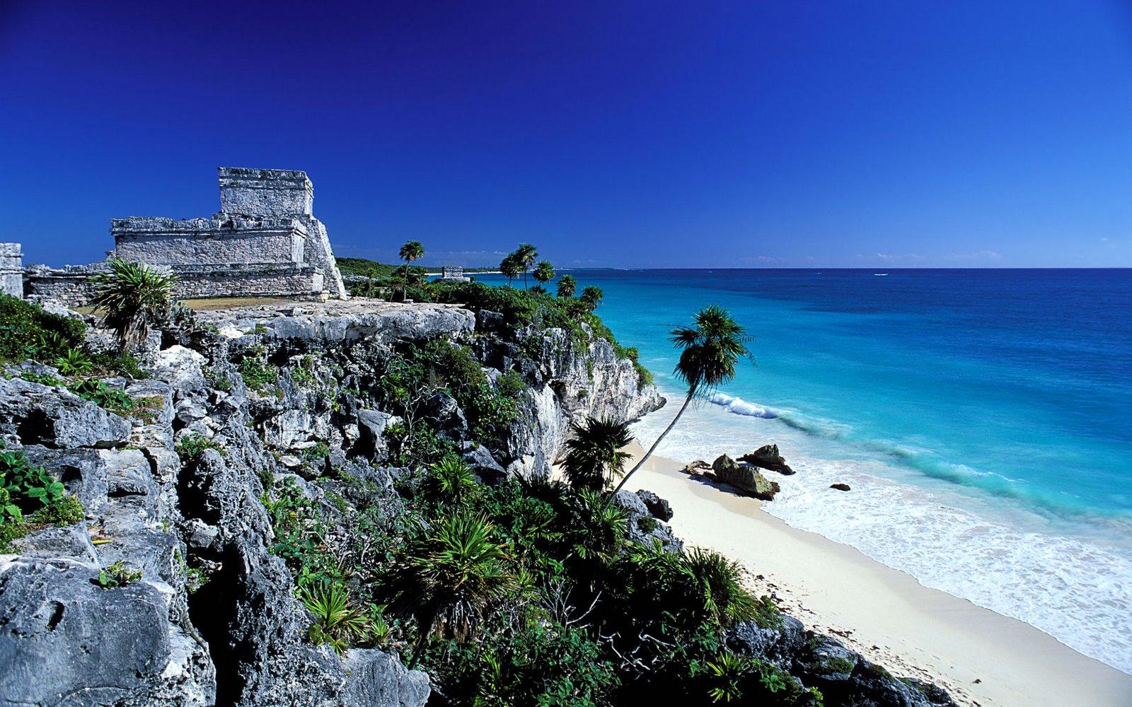 Las playas mas hermosas de México