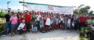 Cumpliendo promesas de campaña: Mario Machuca