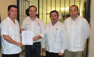 Arturo Olivares, encargado de Seguridad Pública y Tránsito en BJ