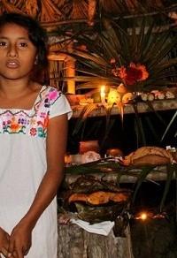 altar niña