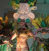 Diosa Maya Mexico en holbox
