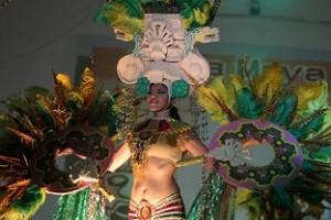Fiesta de cultura y belleza en Holbox