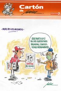 MAS DE LOS MISMOS23022015