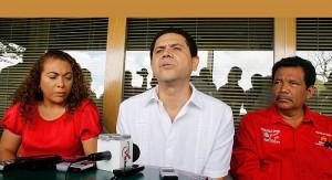 Hernán Villatoro Barrios aseguró. que el panorama al interior del partido es favorable de completa unidad entre la militancia activa.