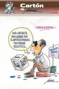 CRISIS ELECTORAL