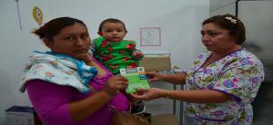 Registran más de un millón de consultas con el uso de las Cartillas Nacionales de Salud