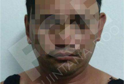 Capturan a violador de una menor de 13 años de Villas Otoch Paraíso
