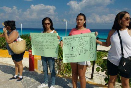 Suspenden obras del Hotel Gran Solaris en Playa Delfines