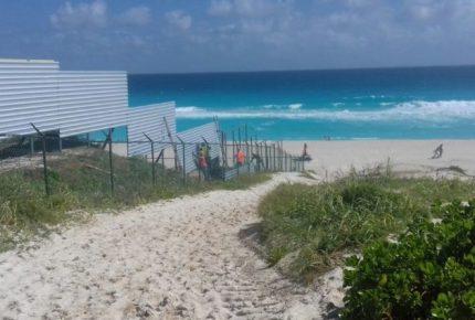 Ampliarán en Cancún denuncia en defensa de Playa Delfines