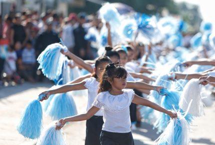 Conmemoran el 107 aniversario de la Revolución Mexicana en Isla Mujeres