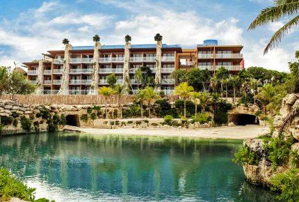 Inauguran Hotel Xcaret México