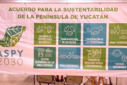 Acuerdo para la Sustentabilidad de la Península de Yucatán 2030