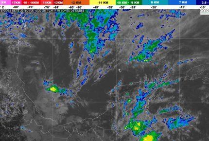 Permanecerá llovizna generaliza el fin semana en Quintana Roo