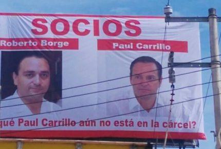 """""""¿Por qué Paul Carrillo aún no está en la cárcel?"""""""