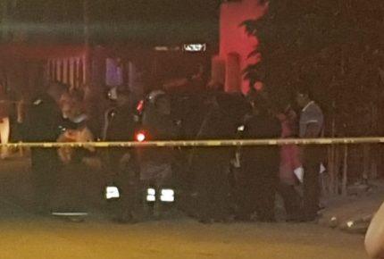Se registra en Cancún el ejecutado número 60, un hombre de la tercera edad que murió dentro de su vivienda