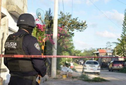 Persecución policíaca en la colonia Valle Verde de Cancún finaliza con un detenido
