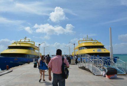 Ultramar ocupa lugar de Barcos Caribe, y mantiene altos sus precios