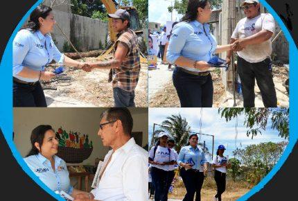 Mejor calidad de vida para los Isleños se compromete @MayuliMtzSimon