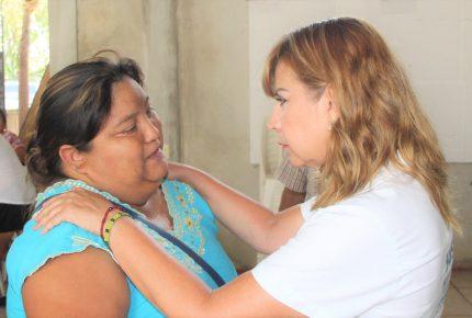 Crece aceptación hacia #SusyHurtado en #Cozumel