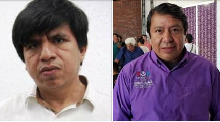 Se agreden en el #IEQROO en #Solidaridad representantes de los partidos #PES y #Morena