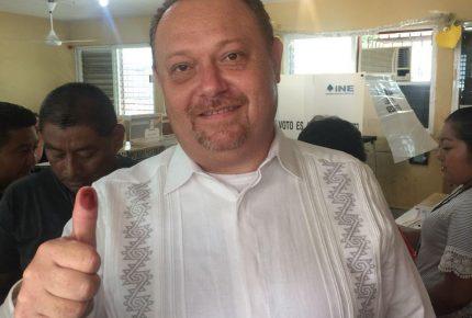 @ChakMeexJose pidió salir a votar por la transformación de México