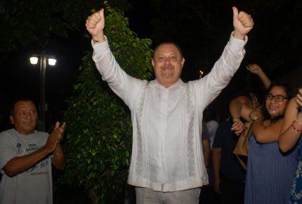 Aventaja coalición Por #QuintanaRoo al frente en #CarrilloPuerto
