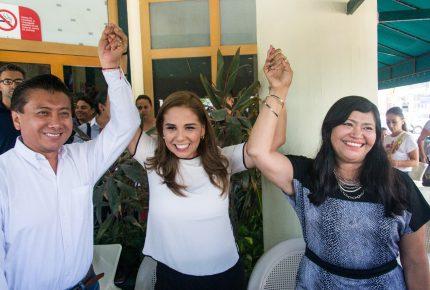 Se congratula @MildredAvilaVer por el espaldarazo ciudadano