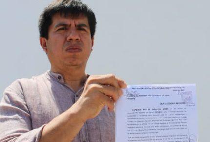 Denuncia Morena a presidenta de Consejo Electoral de Solidaridad por delitos electorales