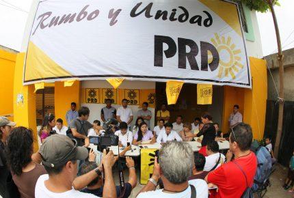 Perredistas  reconocen derrota de Cristina Torres en #Solidaridad