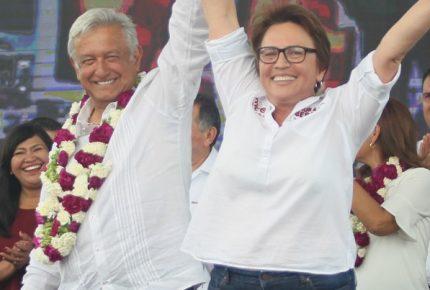 Reconocen triunfo de @LauraBereistain en #Solidaridad