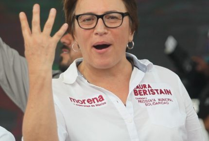#YeidckolPolevnsky del #CEN de #Morena respalda triunfo de @LauraBeristain