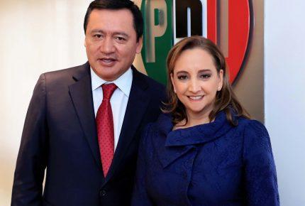 Eligen a #MiguelÁngelOsorioChong como Coordinador Parlamentario del #PRI