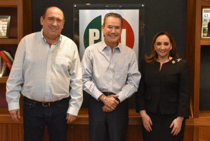 Gutiérrez de la Garza Nuevo Secretario de Organización del CEN del PRI