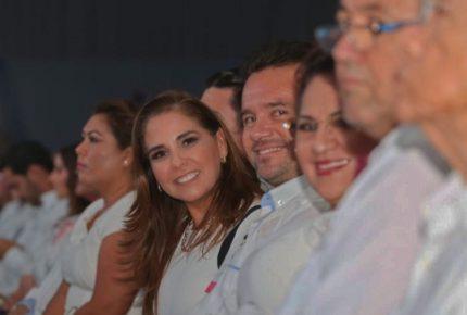@MaraLezama convocó a la ciudadanía asistir el 30 de septiembre a su toma de protesta que será austera en el municipio de #BenitoJuárez