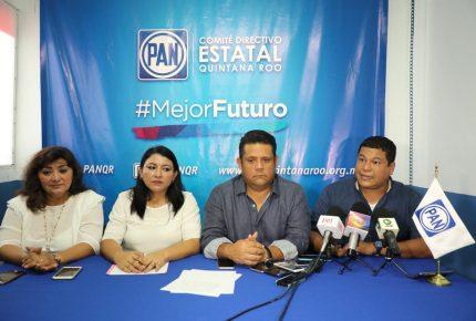 El @PANQR No permitirá más atropellos de la actual administración municipal: @pacho72