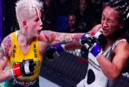 Luchadora muere tras pelean con mujer-transexual