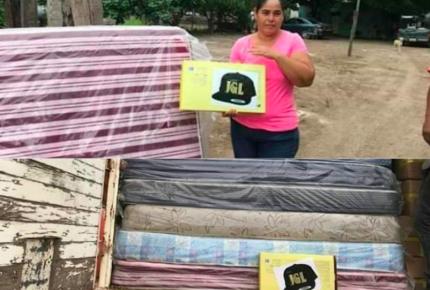 El Chapo envía ayuda a damnificados en Culiacán