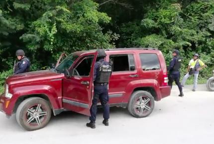 """Balacera en Cozumel durante el funeral de """"El Manchas"""""""