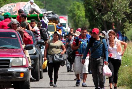 Sin informes oficiales de que la Caravana Migrante viene a #QuintanaRoo