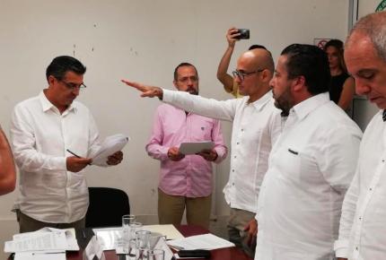 Instalan Consejo Directivo de Siresol