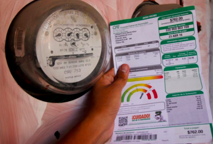 Reajustan rango tarifario del servicio eléctrico en zona Sur