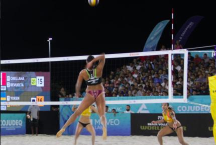 México en cuartos de final en el Tour Mundial de Voleibol