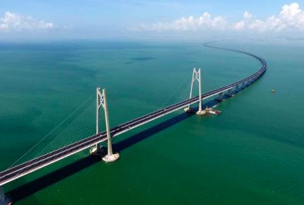Conoce el puente más largo del mundo