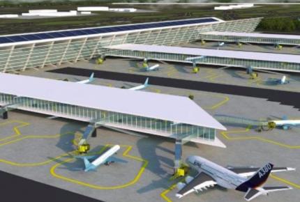 Aeropuerto de la #CDMEX a Santa Lucía
