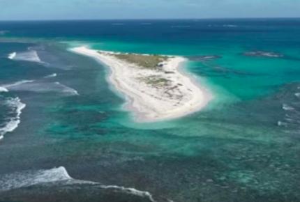 Desaparece isla en Hawái tras el paso del huracán Walaka