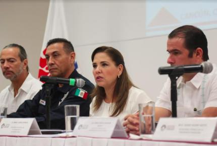 Anuncian mil 230 millones de pesos para infraestructura en Cancún
