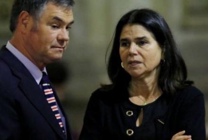 Diputada chilena entrega a su hijo tras saber que delinquió