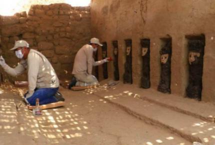 Encuentran vestigios arqueológicos ocultos durante 8 siglos