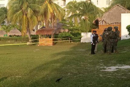 Un ejecutado y un herido en balacera en zona hotelera de Cancún