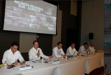 Impulsarán proyectos para el desarrollo urbano del Sur Sureste